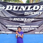 Gaby Zoleta Dunlop - Pinoyislands Tennis Age-group
