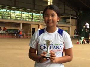 Runner-up Finish at the Cebuana Lhuillier Camp Aguinaldo Age-group